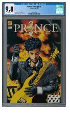 Prince: Alter Ego #1 (1991) Rare Piranha Press CGC 9.8 CJ396