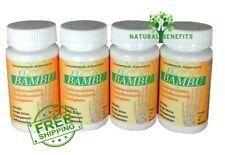 El Bambu yuca 4 Pack Articulaciones antirreumáticos antiinflamatoria analgésico Artritis