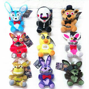 NEW Five Nights at Freddy's FNAF Horror Game Plush Doll Plushie Toys Kid Gift