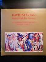 DAVID SYLVIAN - WORDS WITH THE SHAMAN *ANNO 1985-DISCO VINILE 33 GIRI* N.25