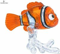 New in Box SWAROVSKI Figurine Disney Finding Nemo #5252051
