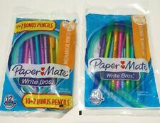 Paper Mate Write Bros Mechanical Pencil S2 Hb 07mm 20 Count 2 Bonus Pencils