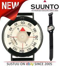 Suunto M-9 Outdoor Camping Hiking Survival Travel Wrist Strap Compass - Black