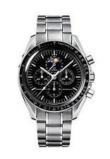 Runde mechanische - (Handaufzugs) Armbanduhren mit OMEGA