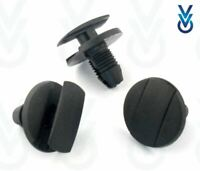 10x VVO® Citroen Front Bumper Clips & Trim Fasteners- 856553