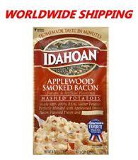 Idahoan Applewood Bacon Fumé Purée Pommes de Terre 118ml Mondial Livraison