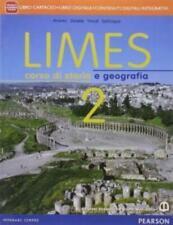 Limes vol.2, B.Mondadori Scuola Pearson, Zanette/Dell'Acqua cod:9788842433927