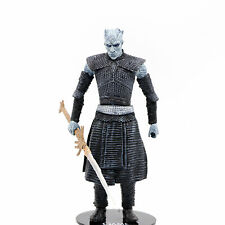 Game of Thrones Night King Action Figure White Walker Figurine Toy  Collection