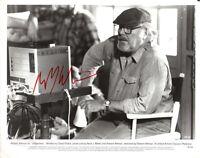 ROBERT ALTMAN SIGNED AUTOGRAPHED 8x10 PHOTO FAMOUS MOVIE DIRECTOR BECKETT BAS
