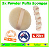 5x Small Makeup Sponge Powder Puff Pads Foundation Cosmetic Tool NEW