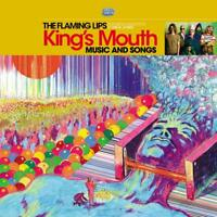 The Flaming Lips - Kings Mouth [CD] Sent Sameday*