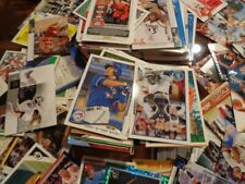575 assorted sports cards LOT football baseball basketball wrestling free ship