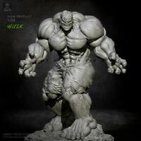 Resin Hulk 75mmAction Figure Unpainted Unassembled Statue Avengers End Game Toy