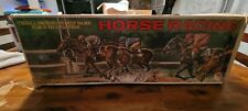 RARE Vintage Horse Racing Game Shinsei Hong Kong Battery Operated Antique