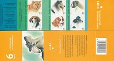 Finland 2008 MNH Booklet - Dogs Boxer Terrier Spaniel.... - Issued Sept 5,2008