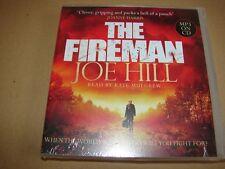 The Fireman by Joe Hill - Unabridged MP3 CD Audio Book
