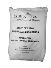 Sel d'Epsom ou Sulfate de Magnésium pour Cures et Bains 25 KG