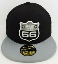 Inland Empire 66ers Minor League Baseball Hat Cap New Era Fitted 6 7/8 59FIFTY