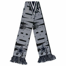 Dallas Cowboys Scarf - Printed Big Logo - Winter Neck Double Sided Team Logo