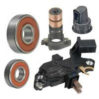 Alternator Rebuild Kit 03-04 Audi RS6 4.2L UnitRef# 0-124-615-008 OEM Regulator