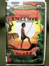 Rudyard Kipling's The Second Jungle Book Mowgli and Baloo (VHS, Clamshell)