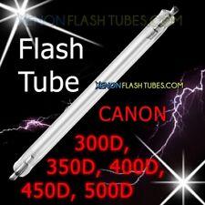 FLASH LAMP CANON 350D 400D 450D 500D  Xenon Tube Replacement