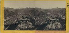 C.P.R.R Hart/Watkins series # 6 RR in Dutch ravine looking east 1860's