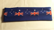 Wholesale Lot 12 Aussie Flag Headbands For Australian Day Party Costume