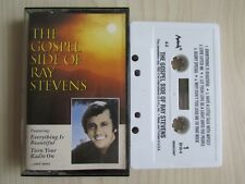 THE GOSPEL SIDE OF RAY STEVENS CASSETTE, EVERYTHING IS BEAUTIFUL ETC: TESTED.