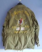 Ralph Lauren Zip Cotton Long Coats & Jackets for Men