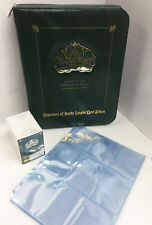 2008 NRL Centenary Trading Cards Base Set (199)+ Official Album + 23 Pages