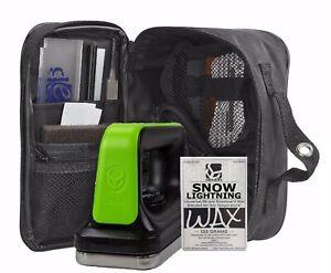 Demon Snowboard & Ski Complete Tune Kit - New for 20/21 season + FREE WAX