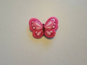 Gymboree Butterfly Girl Hair Clip 2 3 4 5 6 7 8 10 12 EUC