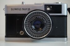 Olympus Trip 35 camera in full working order. Light seal replaced.