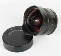 7artisans 7.5mm F2.8 Fisheye Wide Angel Lens for Canon EOS-M M3 M50 M100 Camera