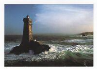 Phare De La Vieille France 1989 Postcard Lighthouse 924b