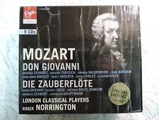 Mozart: Don Giovanni, Die Zauberflote 5 CD Set - Special Import - Virgin