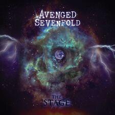 AVENGED SEVENFOLD - THE STAGE   CD NEU
