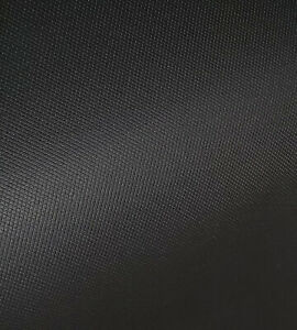 """Vinyl Weatherproof Faux Leather Marine Fabric 54"""" Wide Carbon Fiber By The Yard"""