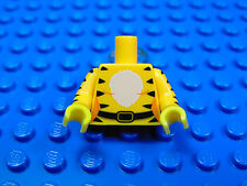 LEGO-MINIFIGURES SERIES [14] X 1 TORSO  FOR THE TIGER LADY FROM SERIES 14 PARTS