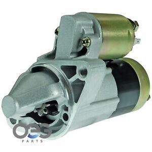 New Starter For Chrysler PT Cruiser 2.4L No Turbo 2003-2010 Dodge Neon 2.0L 2003