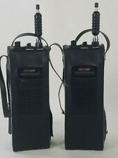 Pair Vintage Realistic Trc-215 6 Channels Walkie Talkies Lot of two