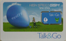 Israel Pelephone 3G with 250 Any Network Minutes+Text+Mb+750 Pelephone Minutes