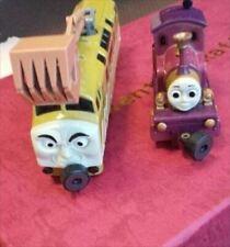 Thomas & Friends DIESEL10 Lady Magic Railroad BANDAI Diecast Discontinued 2000