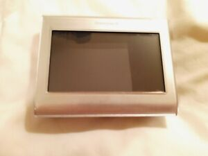 Honeywell RTH9580WF1005 Smart Wi-Fi Touchscreen Thermostat Silver Tested!