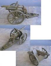 PREMIER 75mm FIELD PIECE TOY GUN w/ original box - shoots pellets