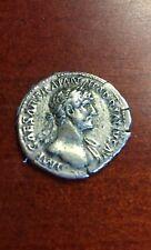 Ancient Roman Silver Coin: Denarius Of Hadrian/Salus~XF+bonus Gift