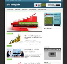 Forex Website Business For Sale Clickbank Adsense 2 Months Free Hosting