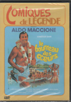 Le Bourreau Des Coeurs Dvd Neuf Aldo Maccione