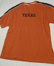 Texas UT Jersey 2X Size Texas Longhorns